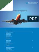 1) Business Advisory Services