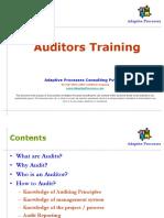 AMS Auditors Training v 1.0