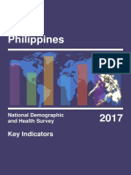 NDHS 2017 Key Indicators Report