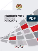 Productivity Report 2017