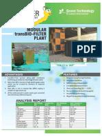 TransBio Filter Brochure