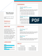 ThePlateau Resume Letter