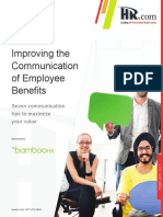 Employee Benefits Whitepaper BambooHR