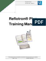 Reflotron Plus Training Manual