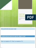 Test de Personalidad (1)
