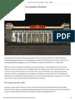China_ Zero Tolerance for Academic Freedom - Quillette