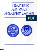 Hansell, Strategic Air War Against Japan