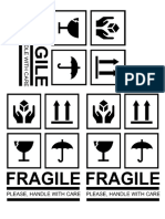 Fragile signs