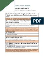al kahfi 1-10