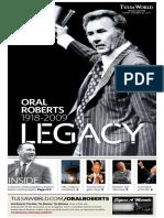 Oral Roberts - Legacy