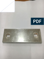 Earthing Joint Plate