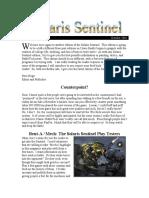 BattleTech - Magazine - Solaris Sentinel 13