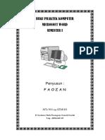 Sampul Buku Praktek Komputer