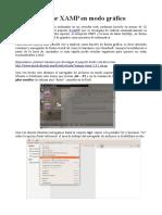 Instalar Xampp Modo Grafico