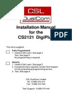 DigiPlus Installation Manual
