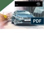 Opel Astra Manuale Del Proprietario I