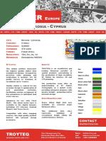 RF Clutter - Nicosia - Lefkosia (Cyprus)