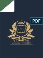 Quran Passport
