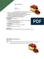 Proiect Limba Română