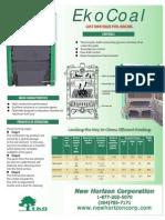 EkoCoal Brochure