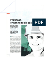 Profissão Eng Obras-Techne