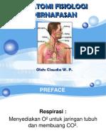 Anatomi Fisiologi Pernafasan Fix