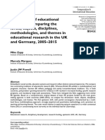Zapp.marques.powell.2017.Two Worlds of Educational Research
