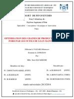 Optimisation Des Chaines de Pr - ELFARESSE Sara_468