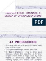 Drainage and Design of Drainage Systems.ppt