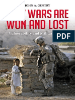 How Wars Are Won and Lost Vulnerability and Military Power [Dr.soc]