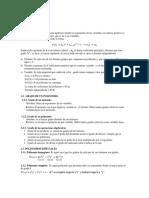 Álgebra Prod Notables y Cocientes Notables