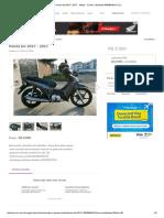 Honda Biz 2017, 2017 - Motos - Centro, Marituba 456389424 _ OLX