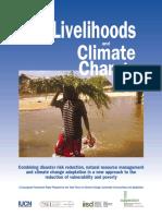 Livelihood and Climate Change
