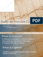 Study on Venture Capital