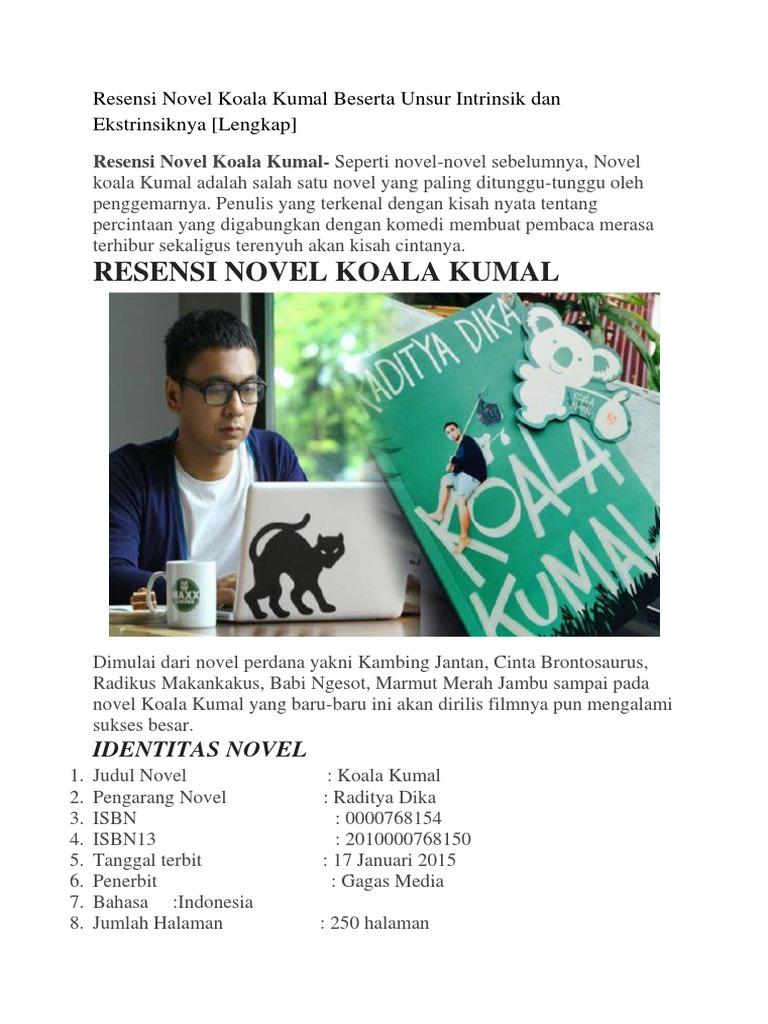 Novel Koala Kumal Pdf
