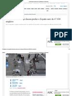 Las Falsificaciones Ya Hacen Perder a España Más de 67.000 Empleos-potemos-gentuza