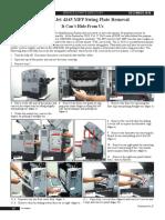 hp laserjet 4345 mfp swing plate Removal.pdf