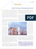 Dimensionamento - Light Steel Framing