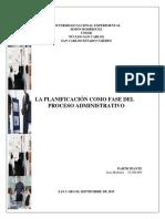 Fases de La Planificación (Luis Martínez-unesr)