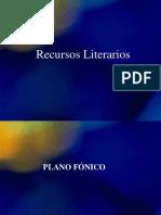 RECURSOS DE LITRATURA