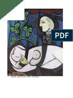 «Desnudo, Hojas Verdes y Busto», De Picasso