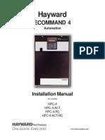E Command4HPC 4SeriesInstallationManual