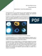 Electroluminisecia