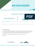 CADERNO DE TESTE DE LÍNGUA PORTUGUESA – ENSINO FUNDAMENTAL 2 - P0918.pdf