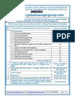 PPT Presentation kit for ISO 45001:2018 Auditor Training