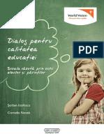 Iosifescu, Novak_Dialog Pt. Calitatea Educatiei_2014