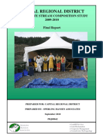 1.13.12-Appendix I - CRD Solid Waste Stream Composition Study 2009-2010 Final Report