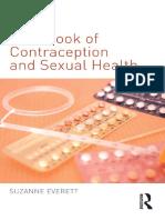 Handbook of Contraception and Sexual Health, 3E (2014)
