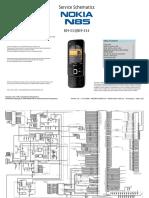 Nokia N85 RM-333 RM-334 Schematics v1.0
