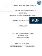 Guia de Practica Procesos de Fabricacion II Sep 2017 - Feb 2018